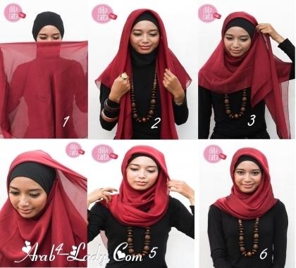 طرق لف الحجاب بأشكال متعدده 1360244632.jpg