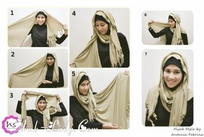 طرق لف الحجاب بأشكال متعدده 1360245315.jpg