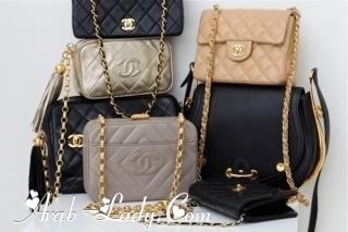 حقائب يد من معشوقة النساء  Chanel