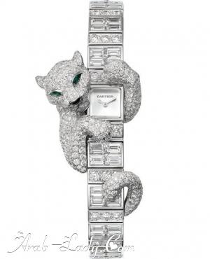 زيني معصمك بتشكيلة مميزة من ساعات كارتييه 2013