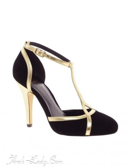 تميزي بتشكيلة رائعة من الأحذية الراقية