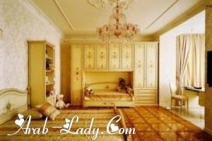 لمسات رومانسية جذابة في ديكورات غرف النوم