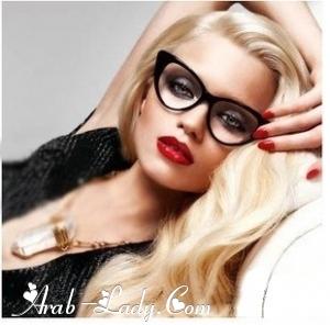 الموضة الدارجة في عالم النظارات الطبية