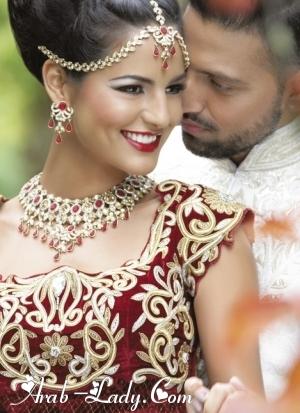 أرقى المجوهرات الهنديه إبداع يستحق المشاهده