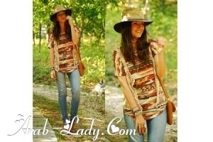 موديلات جديدة لازياء ربيع 2013