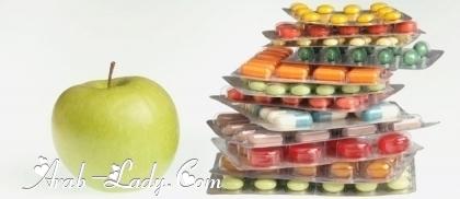 المكملات الغذائية: أحيانا غير نافعة أو حتى خطيرة على الصحة