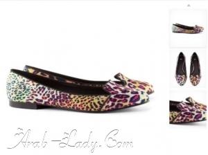 مجموعة أحذية فلات ماركة H&M