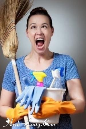 خبرات منزلية لتوفير جهد ربات المنازل