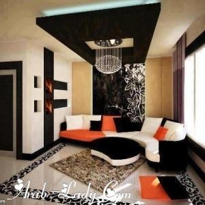 ديكورات وتصاميم لغرف الجلوس