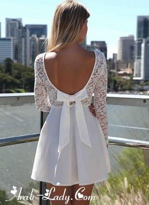 تألقي بهذه الفساتين الناعمه لصيف يملؤه التمييز